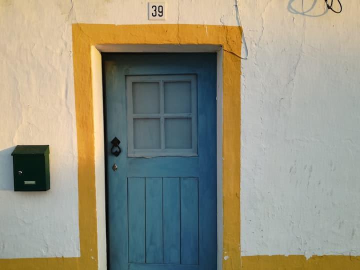 Casa rústica no Alentejo