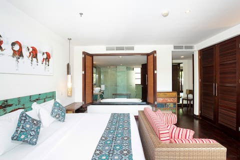 Ruby 2 Bedroom Service Apartment à Nusa Dua, Bali