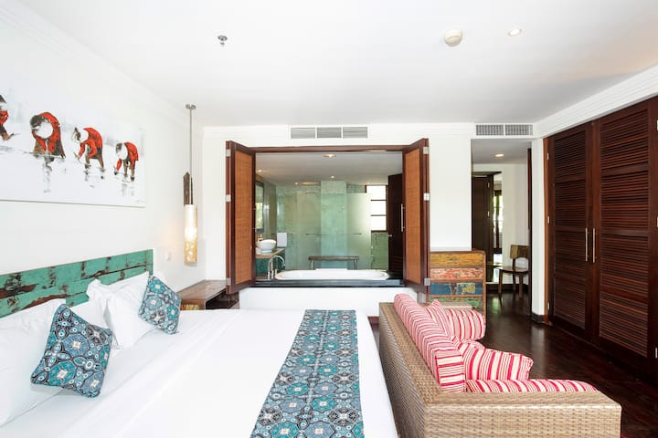 Ruby 2 Bedroom Service Apartment in Nusa Dua, Bali