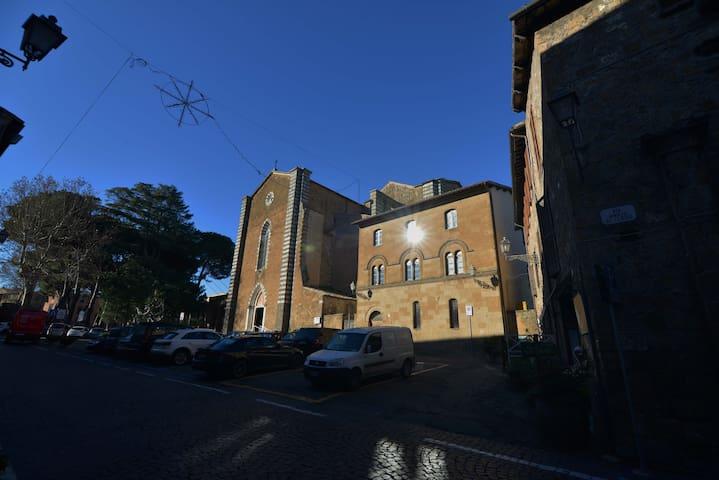 Claudia's charming house - Orvieto