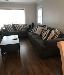 Cozy, Clean and Quiet Private house available. - 뉴하이드파크(New Hyde Park)