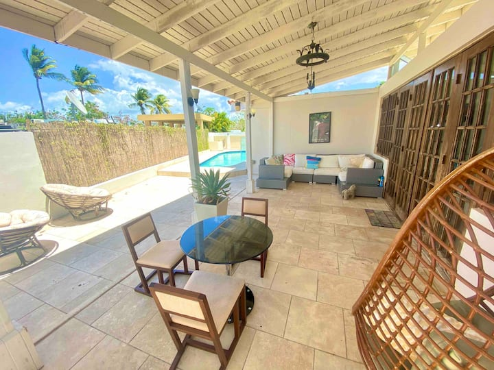 Private Pool at Casa Marquesa in Gated Community.
