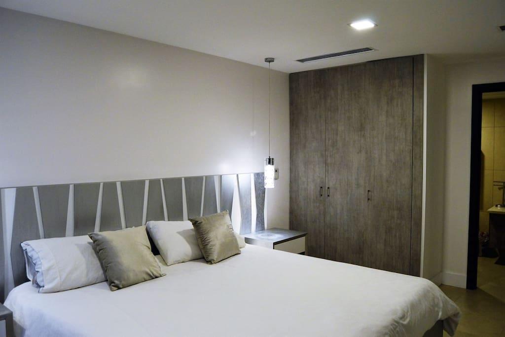 Dormitorio Master