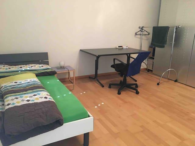 Zimmer nähe der Stadt