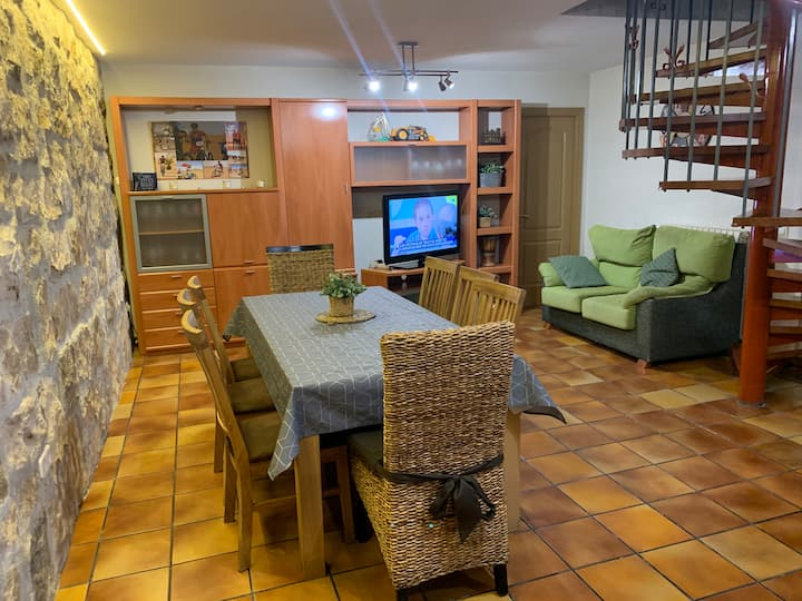 Acogedor apartamento Rural Kabitxoa