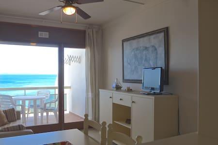 Apartamento en primera línea de mar - Wohnung