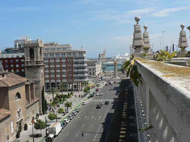 Great penthouse apartment, Valencia