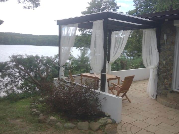 Romantyczny Dom  nad jeziorem Trójmiasto,Sopot