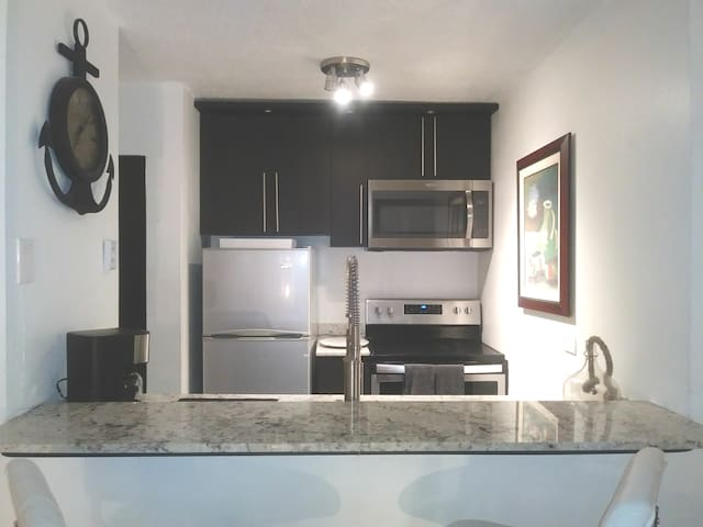 Emerald Beachfront Apt & Free Pkg at Isla Verde WF