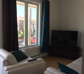 Le comfort en centre ville - Rouyn-Noranda - Lägenhet