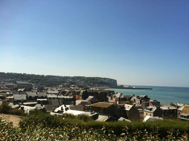 Les Vents Marins - Maison individuelle vue sur mer