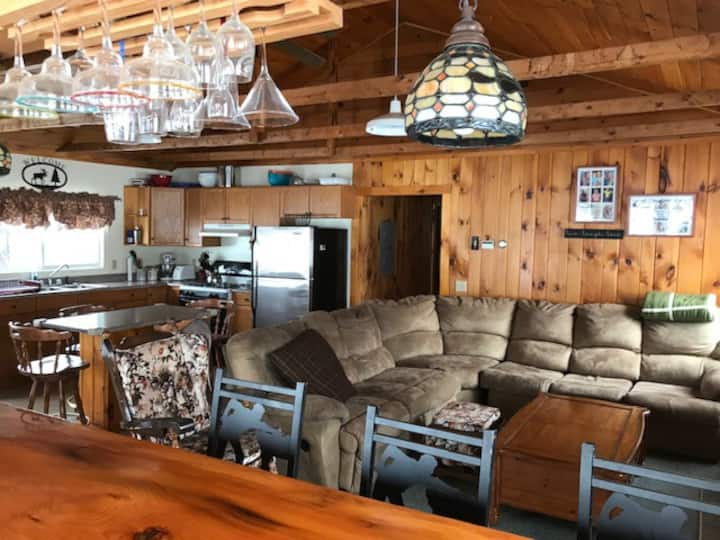 Maidstone Lakefront Home