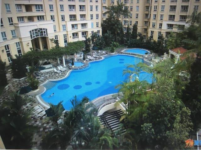 紧邻棕美轻轨站,滨河湾小区公寓 - Singapore - Apartment