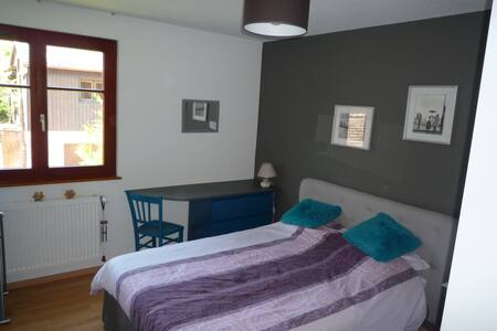 Chambre 1 Alsace - Hunawihr - Apartment