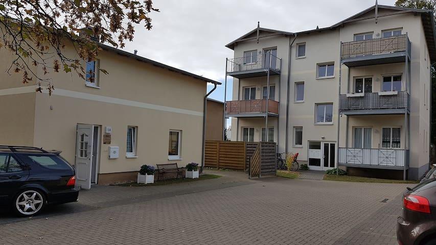 Haus Gioia Kühlungsborn Wohnung 2 (OG)