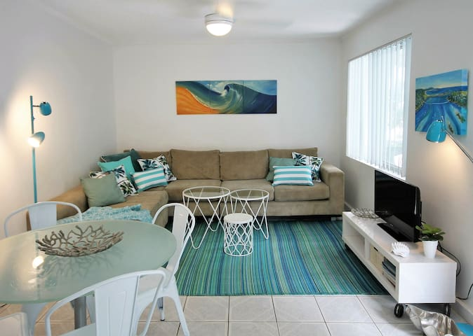 chill-out beachside @ forster - Forster - Apartament