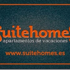 Профиль пользователя Suite Homes
