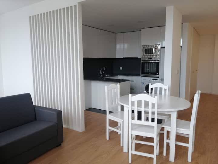 ApartamentoT0 novo no centro de Braga