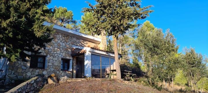 Casa rural n°1 en la montaña de Riópar, Río mundo