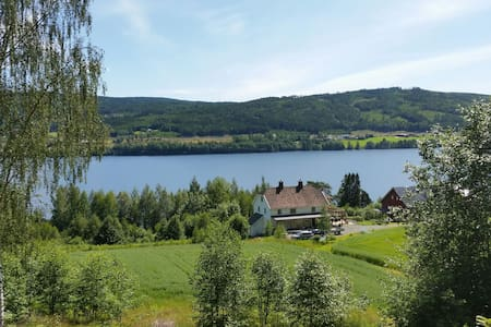 Lovely norwegian countryside - Hov