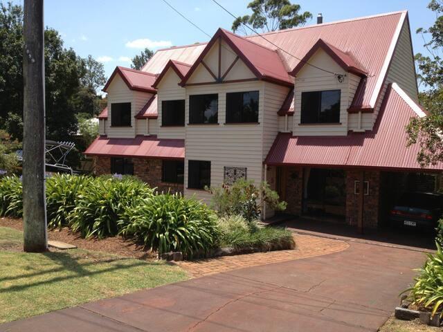 Gold Coast Hinterland Luxury Home