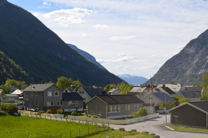 Einemo Apartments A, Lærdalsøyri