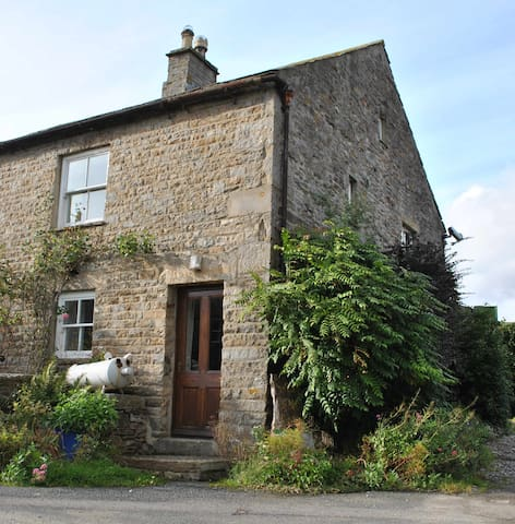 Comfy cottage in Carperby village, Wensleydale - Carperby - Ev