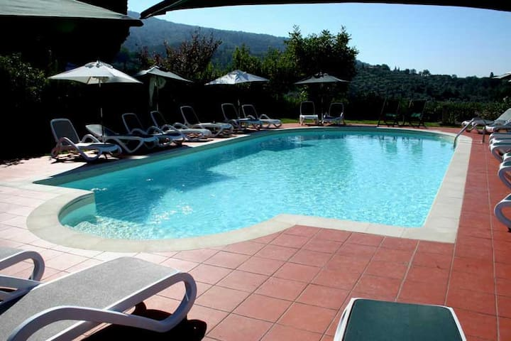 Great flat in Villa Tuscany Podere Piana, Florence