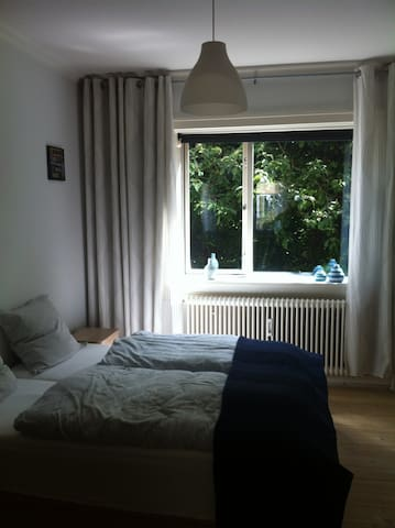 Gorgeous appartment, great area - Gentofte - Flat