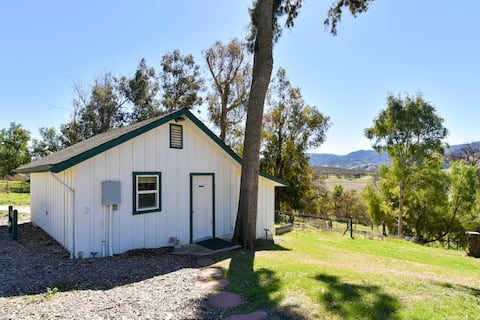 Paicines Ranch, The Garden Cottage