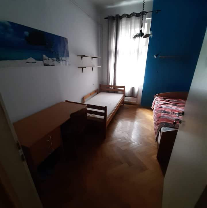 Cosy place in central Ljubljana