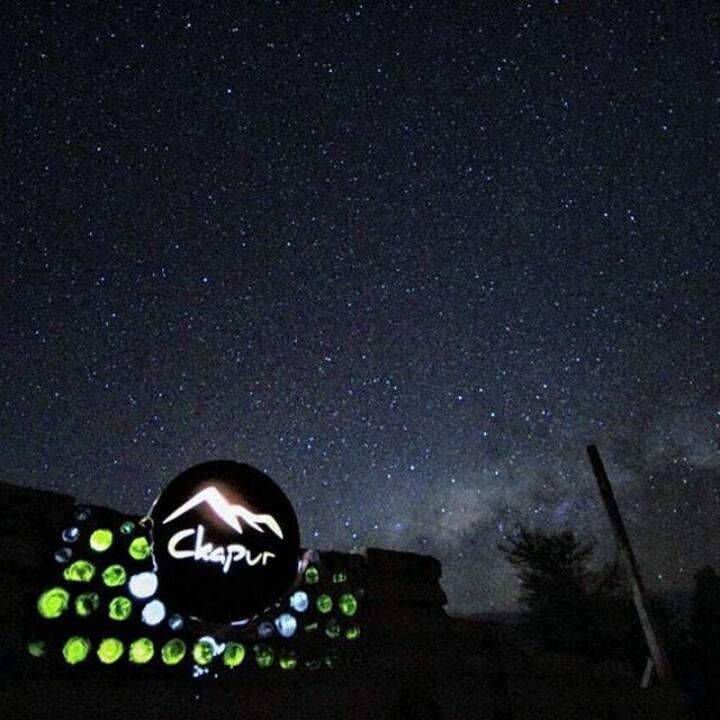 Ckapur Atacama  cabañas