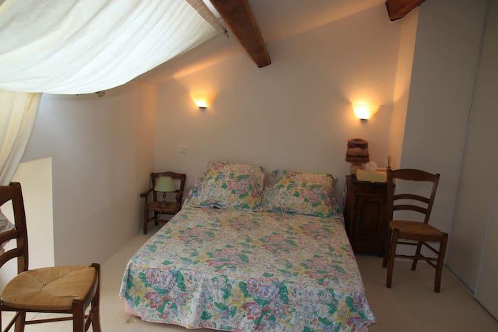 Maison poitevine ancienne  : chambre d'hôtes