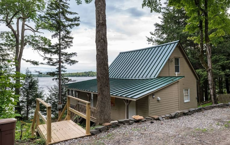'Loon Song Cottage' 3BR on W. Caroga Lake - Caroga Lake - Lain-lain