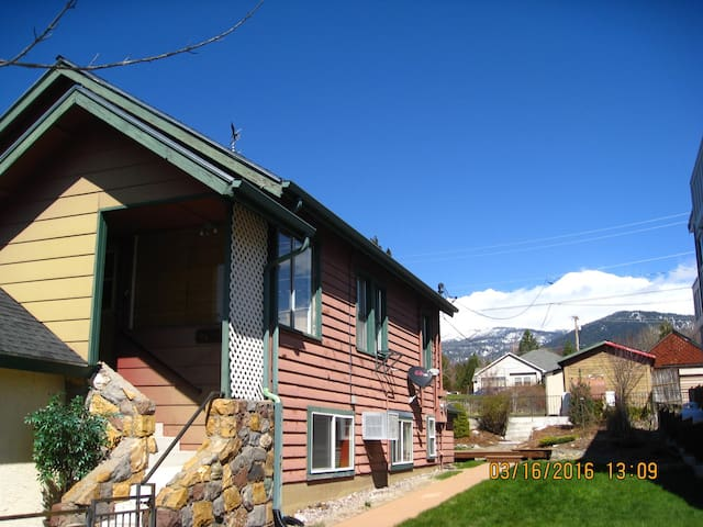 Best Value cottage in Town!!MSVIEW,Pet ok,sleeps6 - Mount Shasta - Appartement