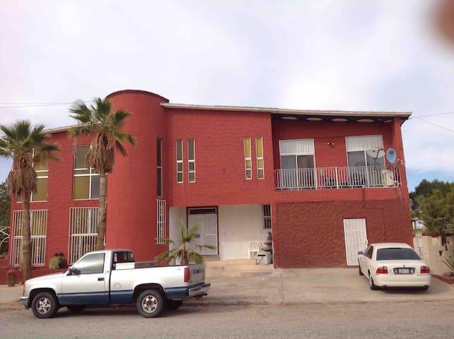 The Big Mexican villa
