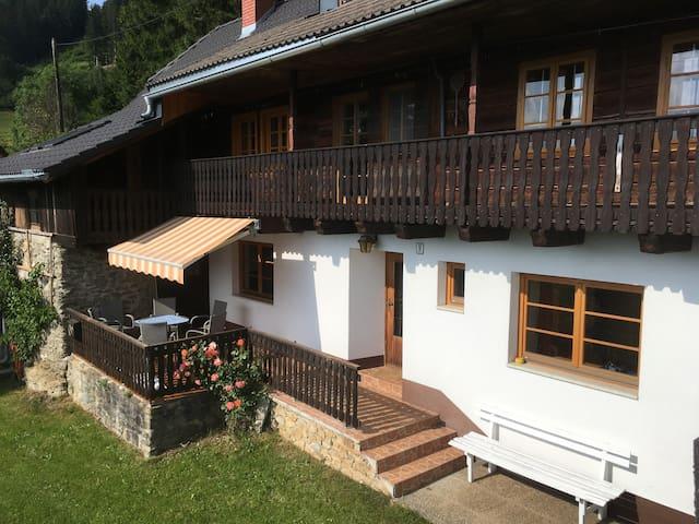 Landhaus in Kärnten