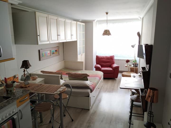 Bonito estudio centro de Oviedo