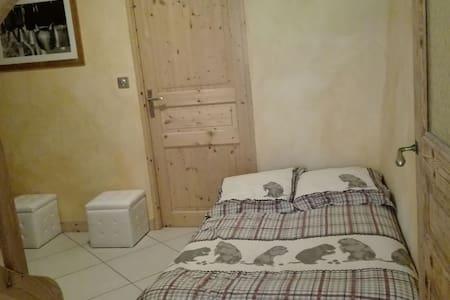 Appartement avec pâturages au calme - Les Bouchoux - Apartment - 2