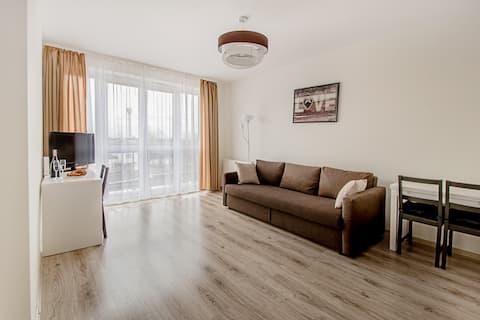 Apartament Poniatowskiego - Komfortowe Noclegi