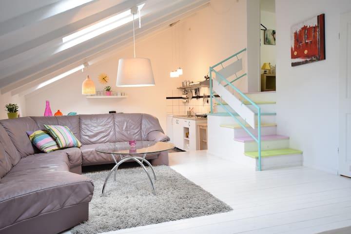 Cozy loft in vibrant Kreuzberg 9