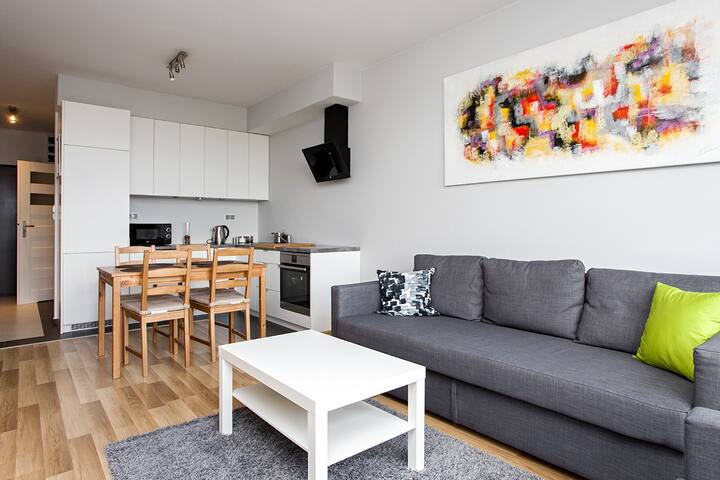 Wola Apartment