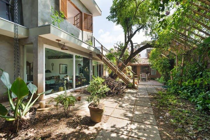 Architecture, art and design house - Av.Faria Lima - เซาเปาโล - บ้าน