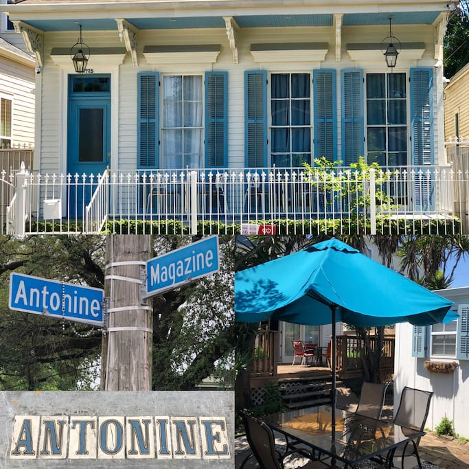 3 bedroom creole cottage uptown near magazine st houses 3 bedroom houses for rent in new orleans