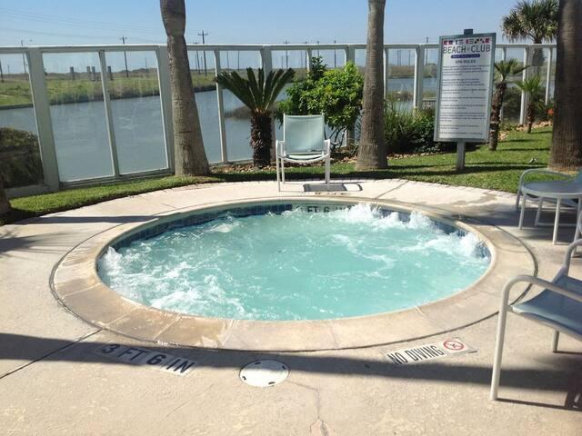 Condo Hot Tub