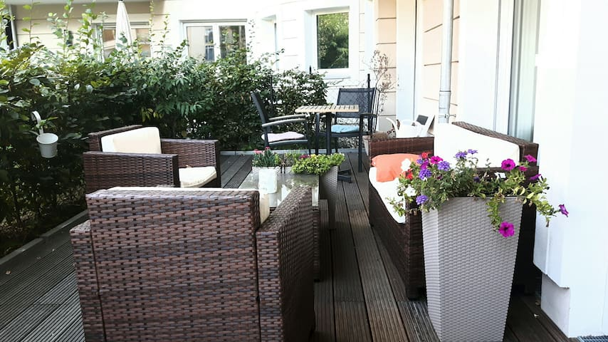 Sehr schöne  Wohnung nahe Schönhauser Allee - Berlin - Apartment