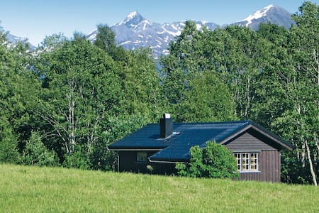 Holiday cottage with 1 bedroom on 40m² in Isfjorden