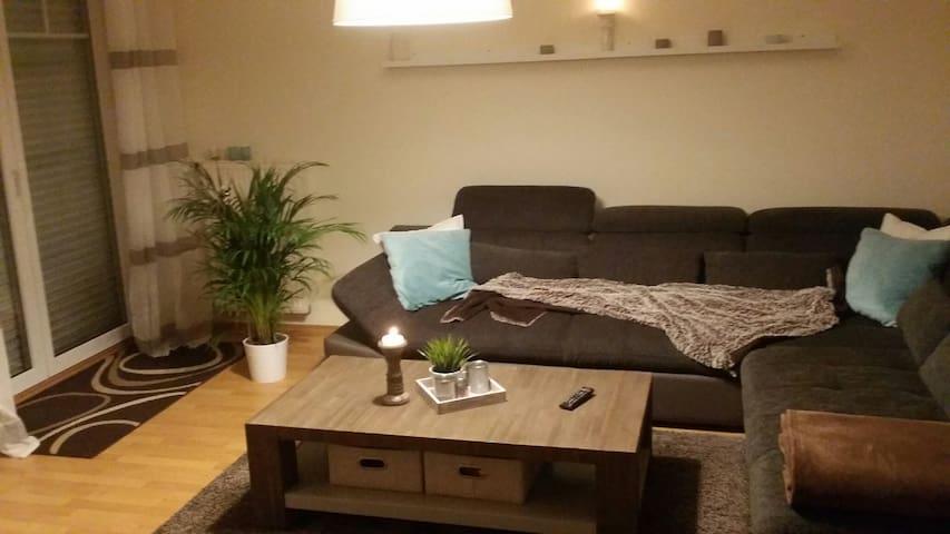 Ein warmes Bett in wunderschöner ruhiger Umgebung - Burgwedel - Huis