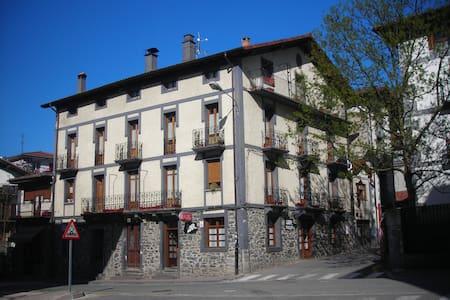 Casa acojedora en Leitza cerca Donostia y Pamplona - Leitza - Daire