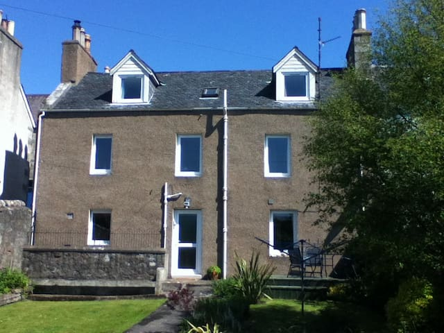 4 bedroomed cottage in Helmsdale - Helmsdale - Dům